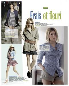 dauphine libere 4 avril page mode femme par Antoine Bienvenu