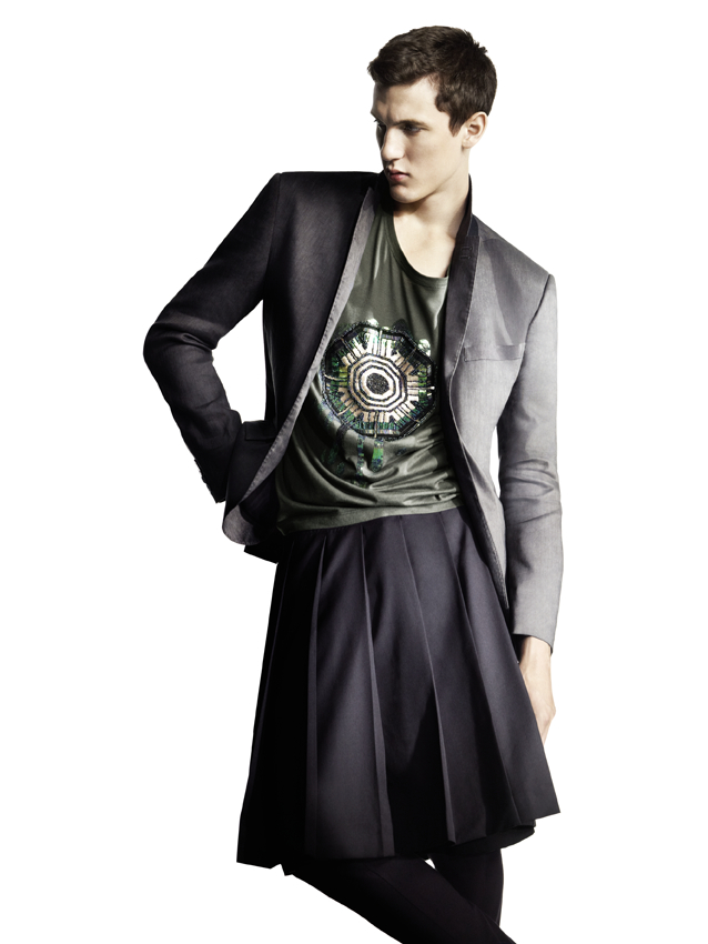 jupe homme H&M