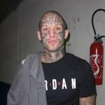 mannequin tatoué