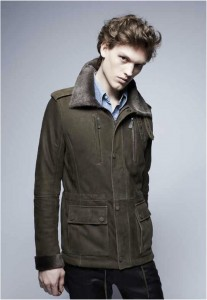 barnabe hardy parka militaire