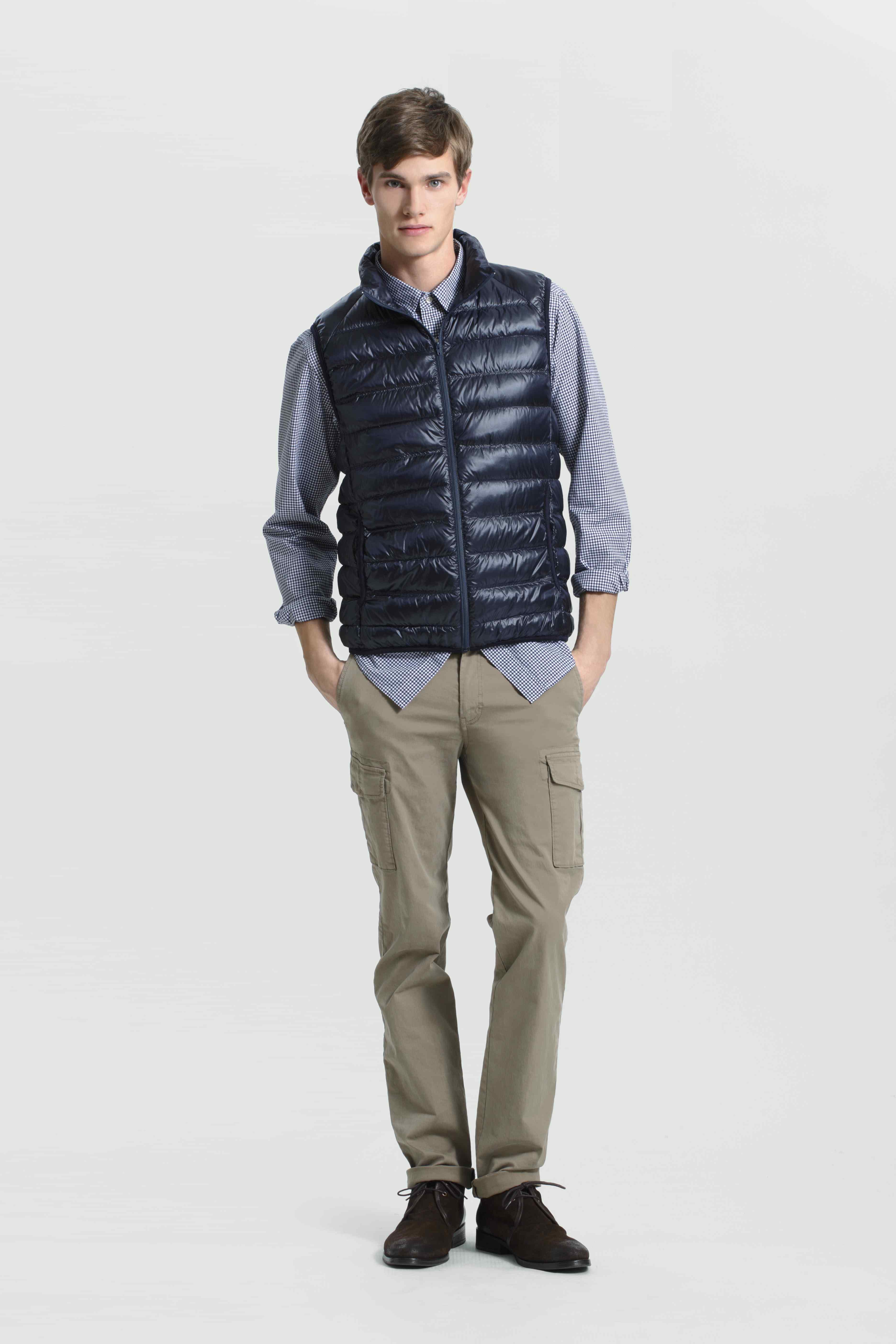 cb45d612e4b5 uniqlo mode homme doudoune sans manche - Le blog mode de l homme urbain