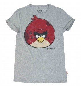 t shirt angry birds