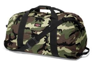 eastpak sac de sport camouflage