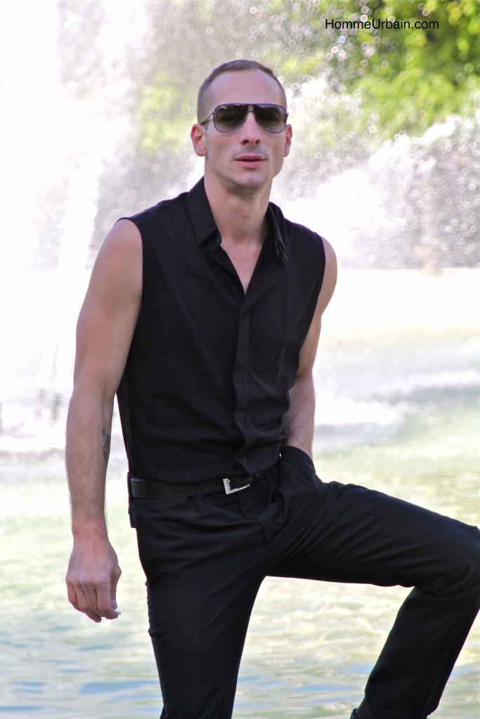 johan soudanne dior homme ete 2014 chemise sans manche