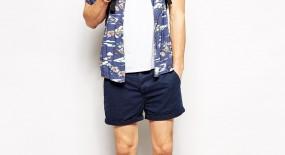 Shorts et bermudas de l'été 2015
