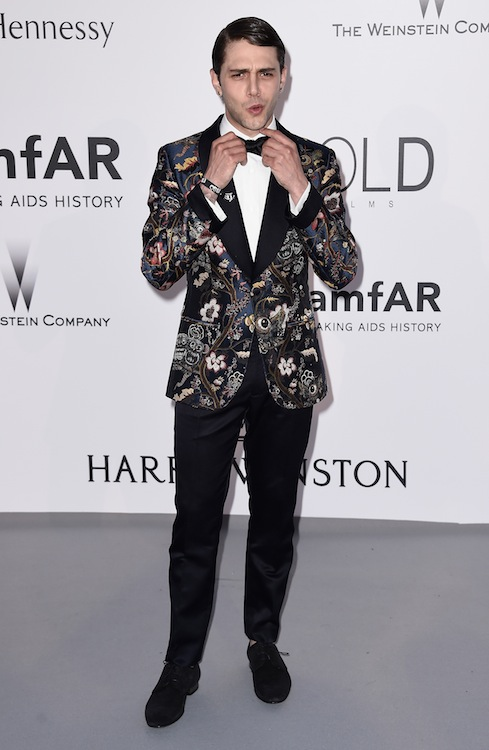 CAP D'ANTIBES, FRANCE - MAY 21:  Director Xavier Dolan attends amfAR's 22nd Cinema Against AIDS Gala, Presented By Bold Films And Harry Winston at Hotel du Cap-Eden-Roc on May 21, 2015 in Cap d'Antibes, France.  (Photo by Ian Gavan/Getty Images)