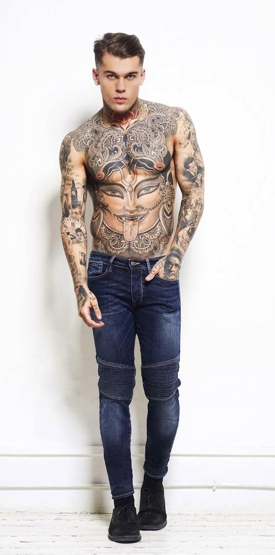 japan rag mannequin torse nu le blog mode de l 39 homme urbain. Black Bedroom Furniture Sets. Home Design Ideas