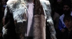 Manteaux homme hiver 2015 : XXL, croisés ajustés et fourrure