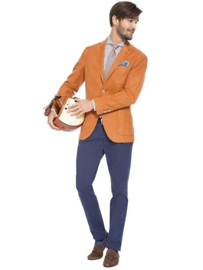 Mode homme du printemps été 2016