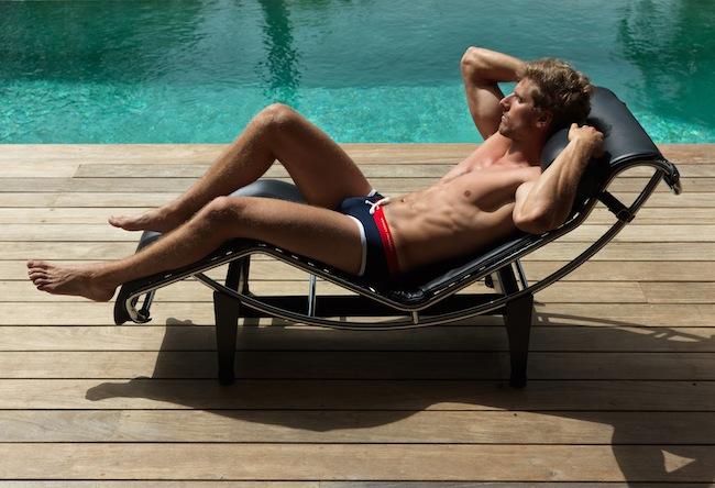garcon francais slip de bain le blog mode de l 39 homme urbain. Black Bedroom Furniture Sets. Home Design Ideas