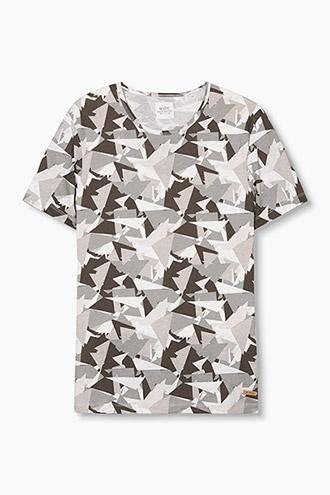 tee shirt camouflage