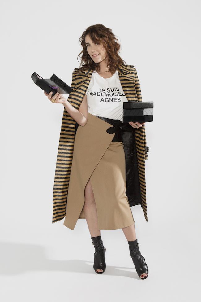 Le regard de Mademoiselle Agnès sur la mode homme