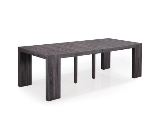 console extensible en table