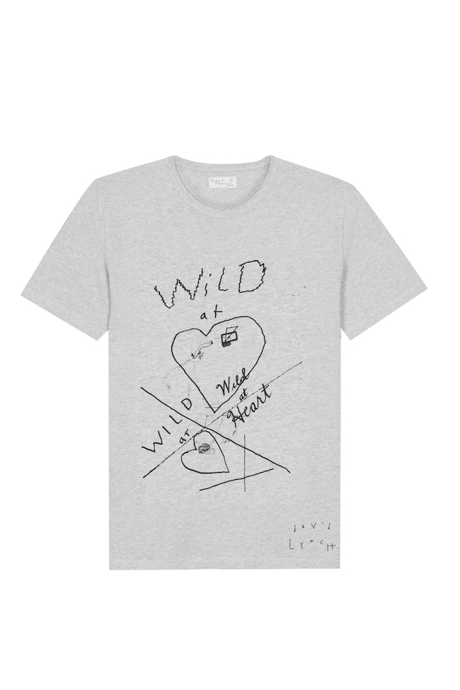 T-shirt David Lynch agnes b