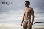 maillot de bain homme tribe