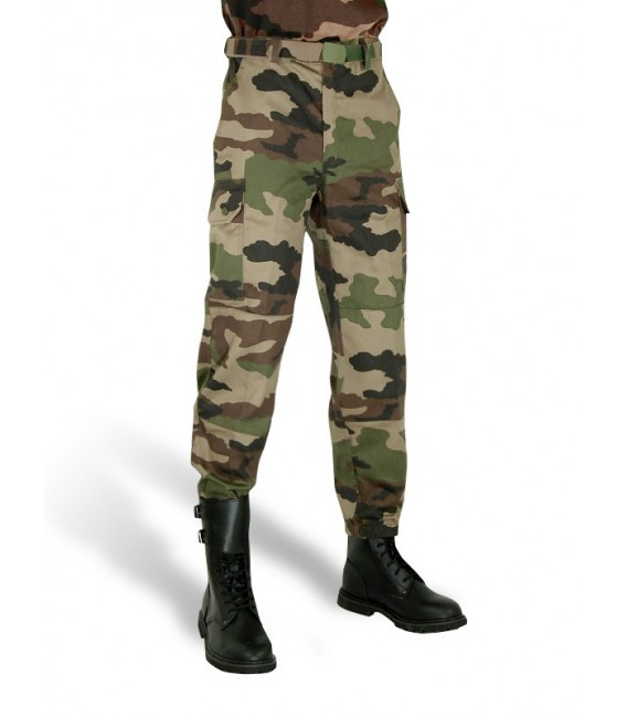 pantalon treillis militaire camouflage style militaire