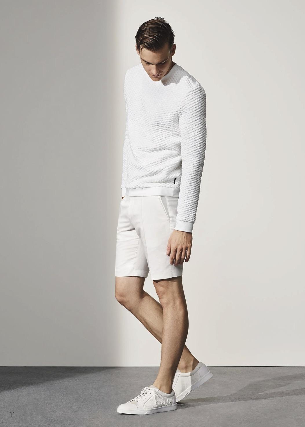 short homme Calvin Klein