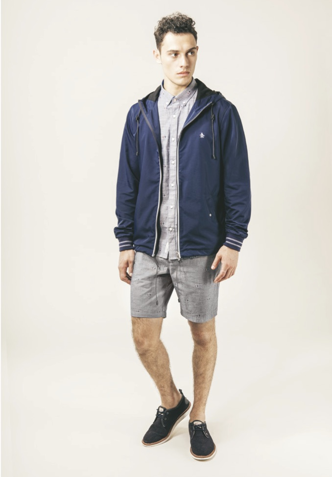 Original Penguin short homme