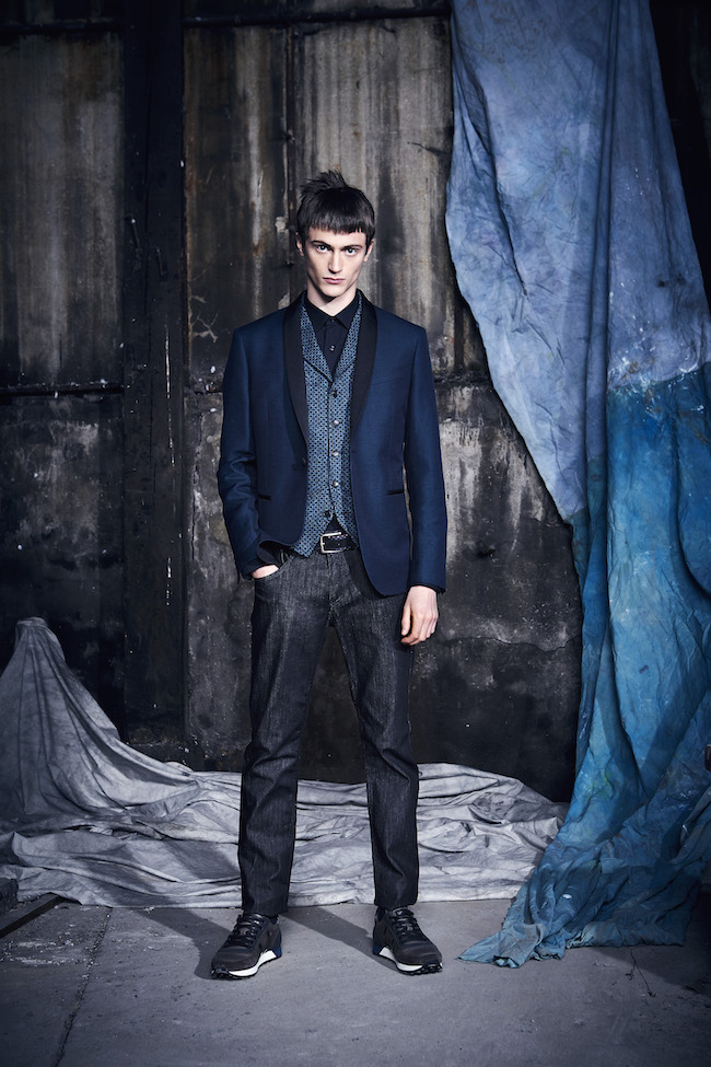 tenue de cocktail homme