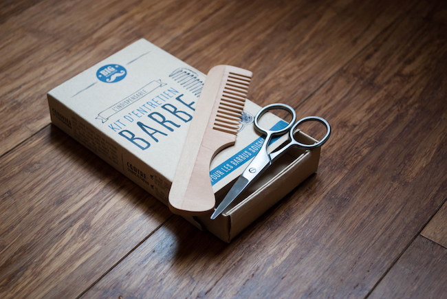 kit entretien barbe