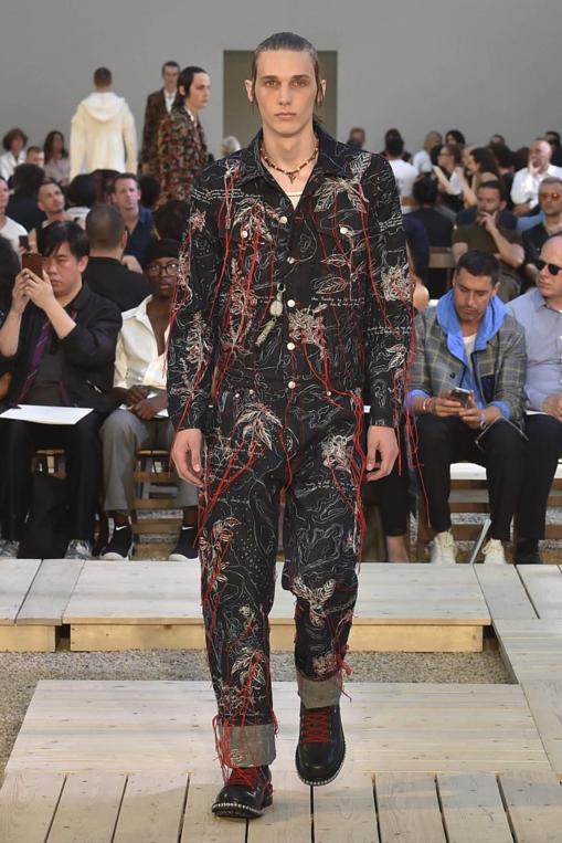 Mode homme printemps été 2018