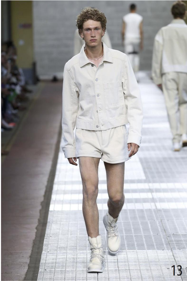 Les 10 tendances mode homme printemps été 2018