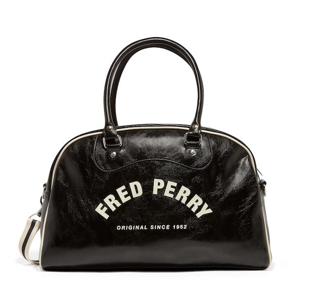 Jeu concours gratuit : Gagnez un sac de sport Fred Perry