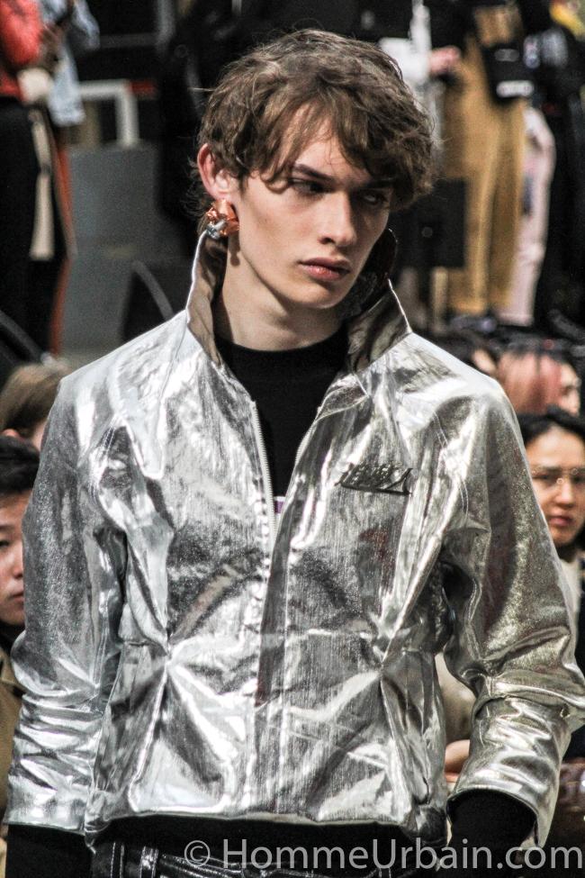 Le métallisé, tendance mode hiver pour s'habiller comme les frères Bogdanov