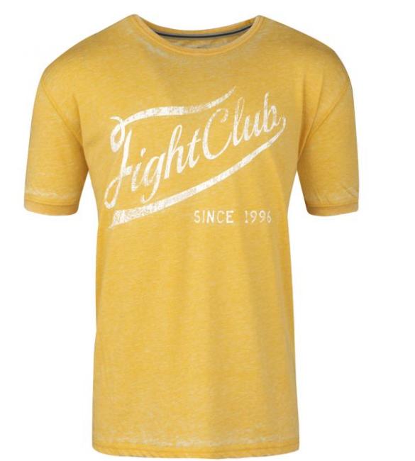 tee shirt jaune grande taille