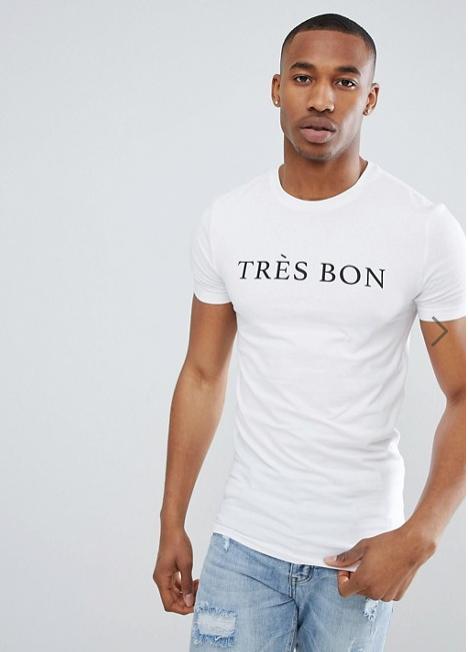 tee shirt à message