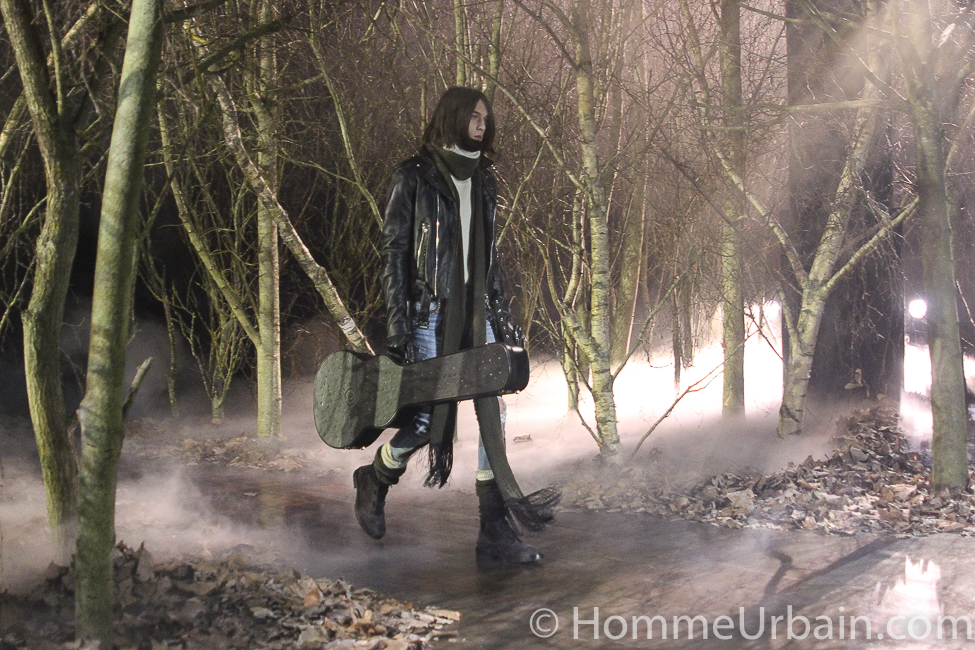 Mode homme hiver 2019