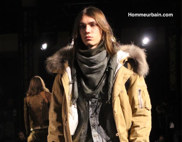 Doudounes, blousons, manteaux homme : les tendances de l'hiver 2019 – 2020
