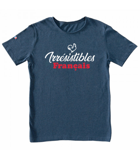 T-shirt Irrésistibles français