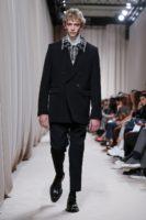 costume homme AMI Alexandre Mattiussi hiver 2019