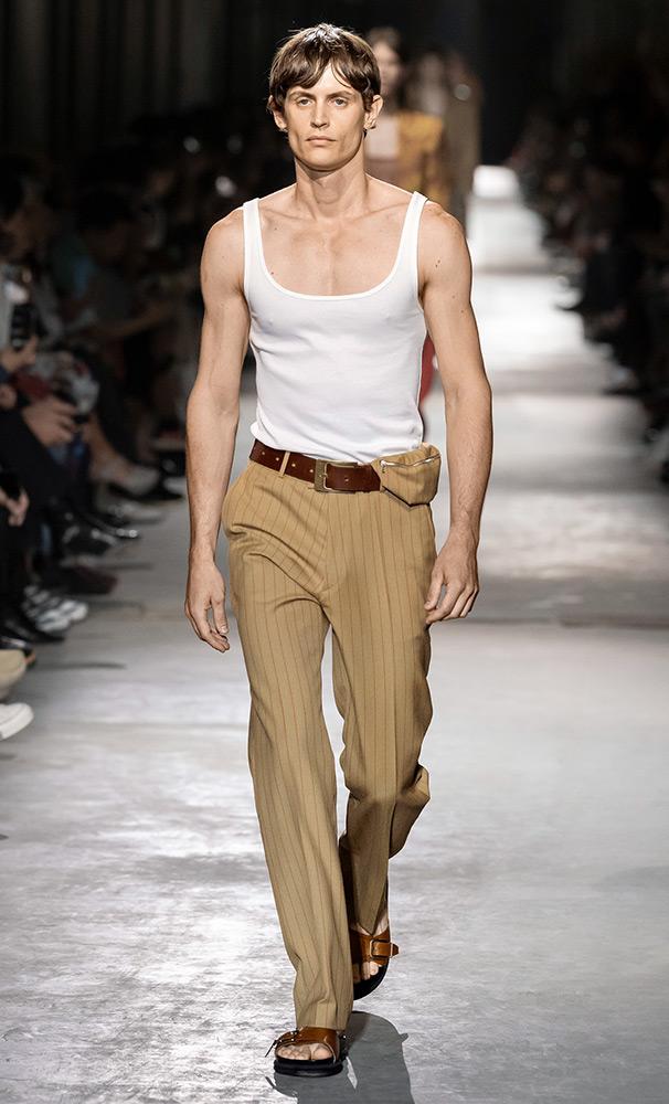 mode homme été 2020 débardeur