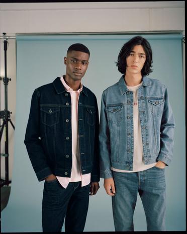 Le grand retour de la veste en jean
