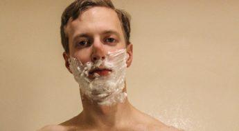se raser barbe