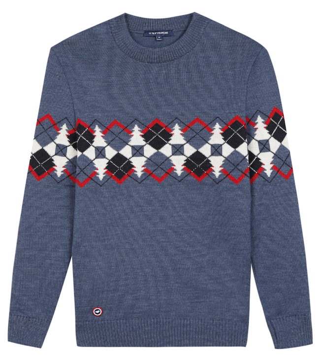 Pull homme hiver
