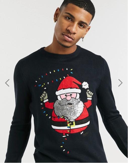 pull père Noël