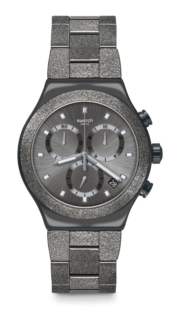 montre Swatch chrono