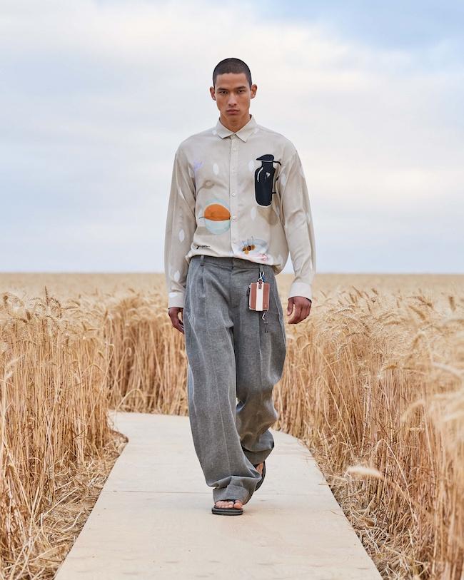 Pantalon été 2021 homme Jacquemus