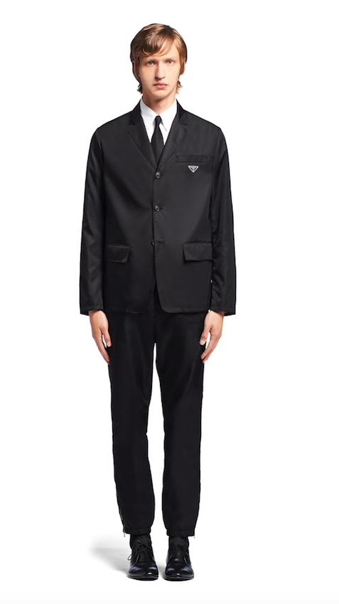 mode Prada été 2021