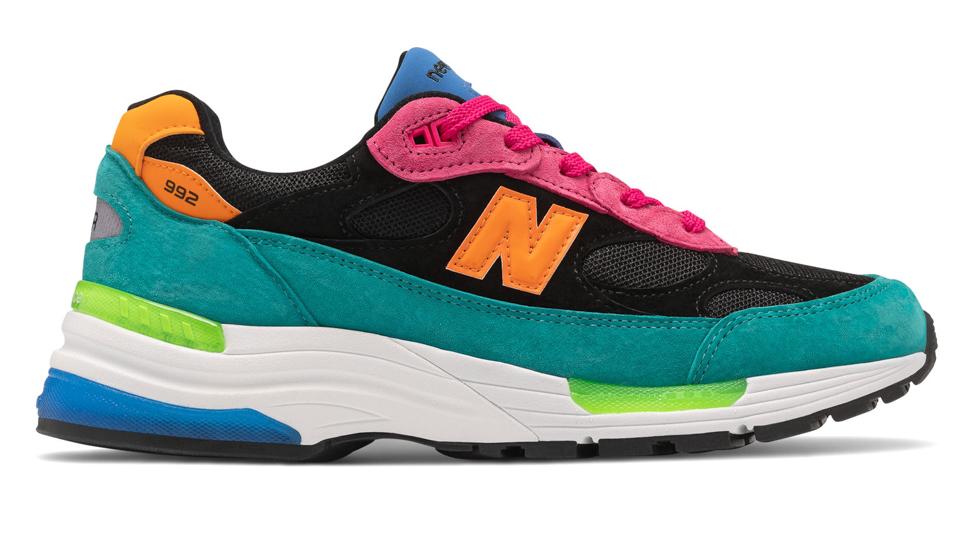 Les très colorées sneakers de l'été 2021
