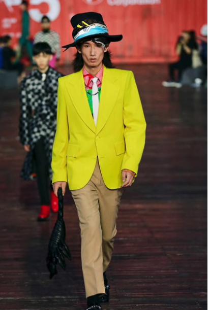 mode homme Louis Vuitton été 2021