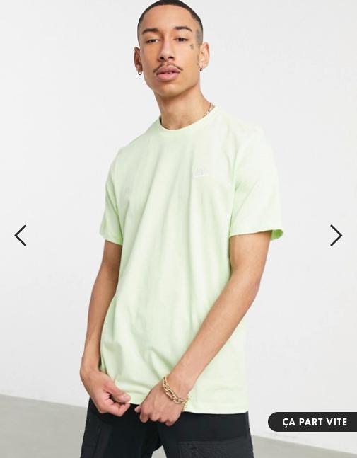 T-shirt - Vert citron