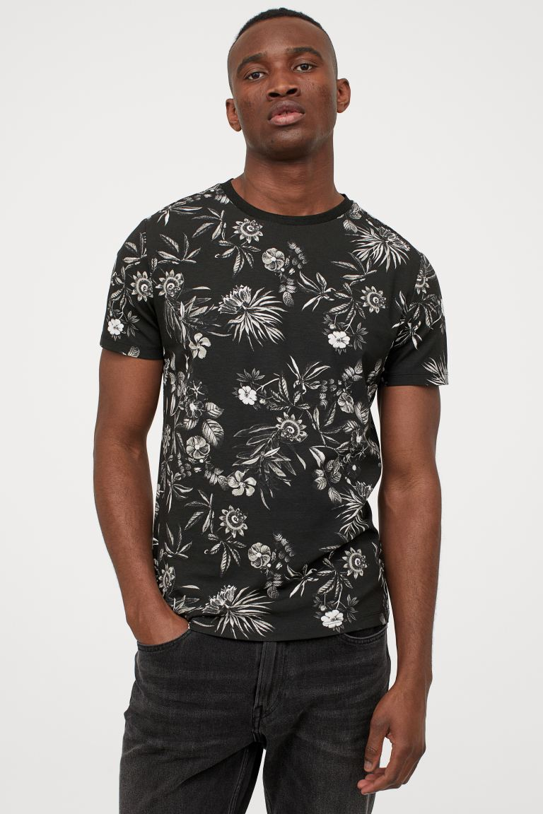 t-shirt-homme-imprime-all-over