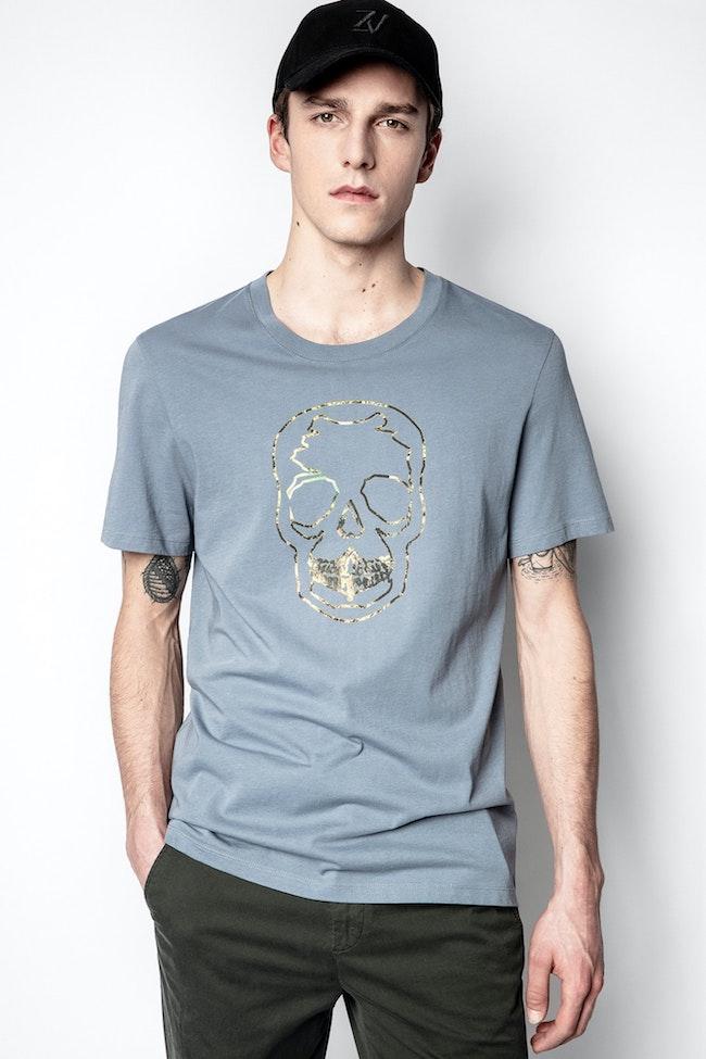 t-shirt homme Zadig & Voltaire