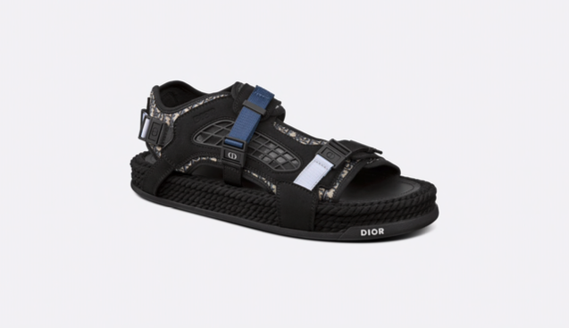 Sandales « Dior Atlas ».