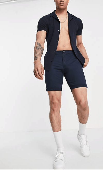 short homme selected