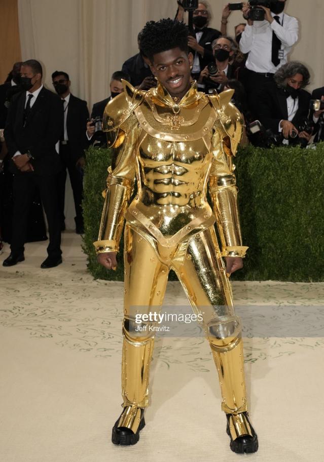 Lil Nas au Met